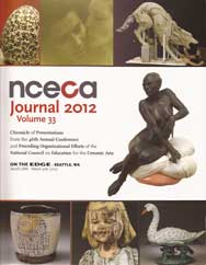 NCECA Cover